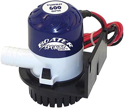 Boater Sports Pump Cheap OFFicial shop mail order shopping 800 Gph 57420 Bilge