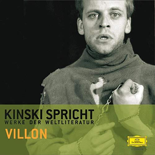 Kinski spricht Villon Titelbild