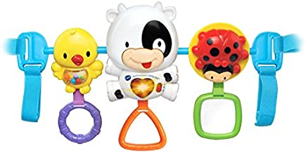 VTech Baby On-The-Moove Activity Bar, Great Gift for Kids, Toddlers, Toy for Boys and Girls, Ages Infant, 1, 2, 3