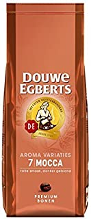 2 Pack Douwe Egberts Mocca Aroma Whole Bean Coffee 17.6oz/500g