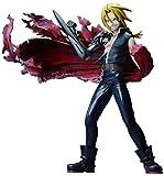 LJXGZY Regalo Fullmetal Alchemist: G.E.M. Edward Elric Postura de pie - Figura de PVC de 7 08 Pulgad...