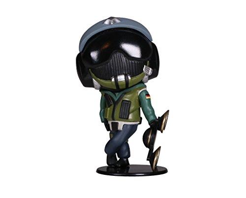 Ubisoft Six Collection - Jäger Figur (Rainbow Six Siege, Serie 1)