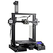 #LightningDeal Creality Ender 3 Pro 3D Printer with Removable Build Surface Plate and UL Certified Power Supply 220x220x250mm