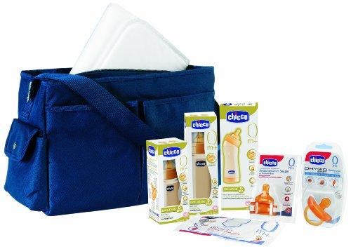 Chicco 00001669300100 Baby Starter Set Tasche, 0+ Monate, Kautschuk