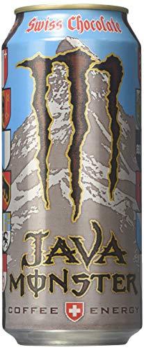 Monster Java Swiss Chocolate 12 x 443 ml Usa Import