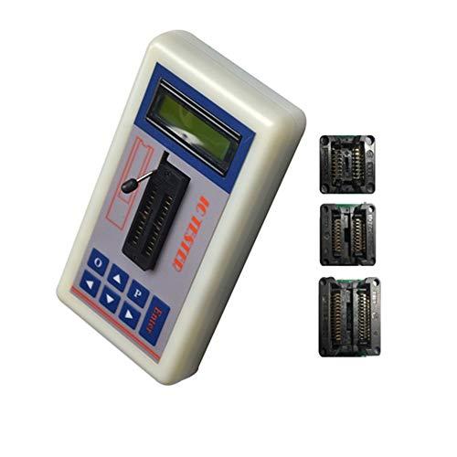 Cobeky Integrierter Schalt Kreis Tester IC Tester Transistor Online Wartung Digitaler LED Transistor IC Tester