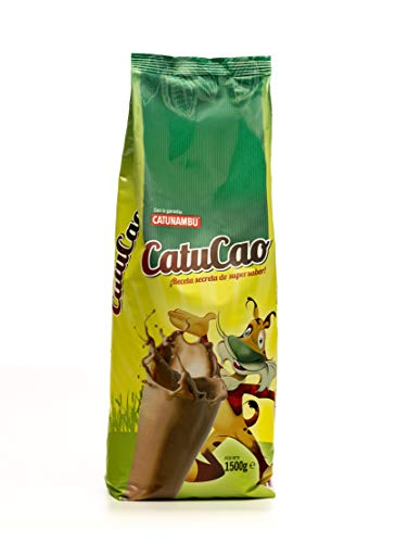 Catunambú Catucao - Cacao Soluble 1.5 Kg