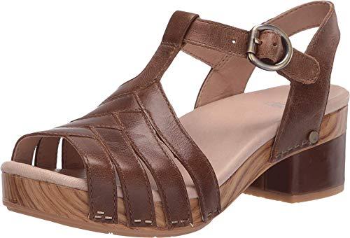 Dansko Women's Mara Taupe Sandals 9.5-10 M US