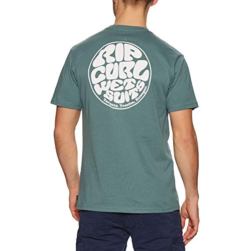 Rip Curl Herren T-Shirt ~ Wettie Essential Bluestone