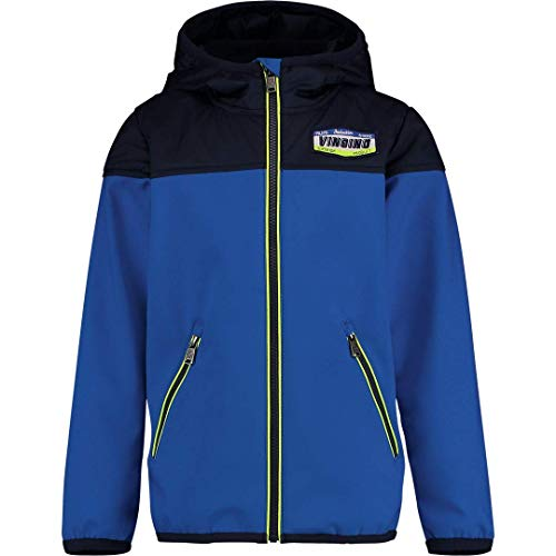 Vingino Tirolo Jungen Softshelljacke Pool Blue (6-116)
