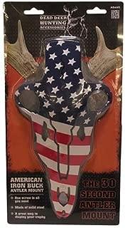 Do-All ABAM5 American Iron Buck Antler Mount