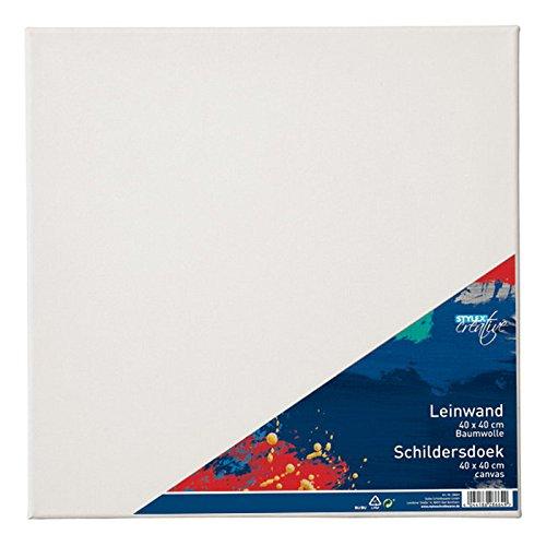 Stylex 28664 - Leinwand, 40 x 40 cm