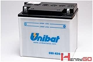 YTX7L-BS Batteria Moto Completa di Acido Pronta allUso UNIBAT READY CBTX7L-FA