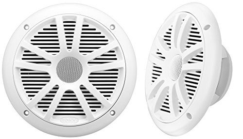 Our #1 Pick is the BOSS Audio Systems Marine Speakers