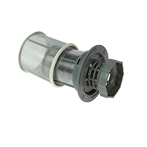 Recamania Filtro Lavavajillas Completo Adaptable Balay Bosch Compatible con Siemens 10002494 427903