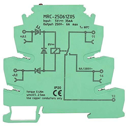 MRC-25D61Z05 5V PLC placa de control del módulo de relé de interfaz electromagnética