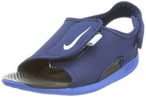 Nike Sunray Adjust 5 V2 (TD), Zapatillas Deportivas Unisex niños, Blue Void...