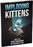 Imploding Kittens: primera expansión de Exploding Kittens - En inglés