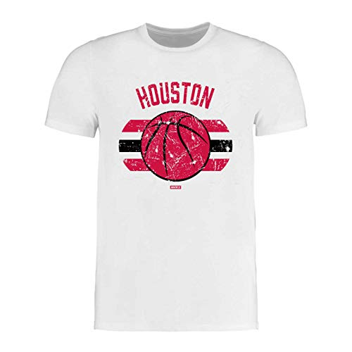 BRAYCE® Houston T-Shirt I Basketball Shirt Größe S - 3XL I Basketballkleidung für Basketballspieler und Fans (XXL)