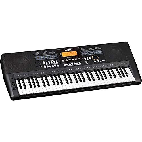 Medeli A300 Keyboard 61 Tasten schwarz