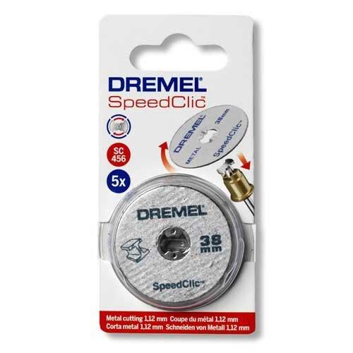 Dremel 2615S456JC Discos de Corte para Metal, Accesorios