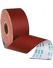 Emery Cloth – MASO 1 meter 80-800 korn smaragd duk rulle slipande flexibelt tyg slippapper slipning poleringsverktyg används ofta för konturerad yta och böjd yta 800 Grits Maroo