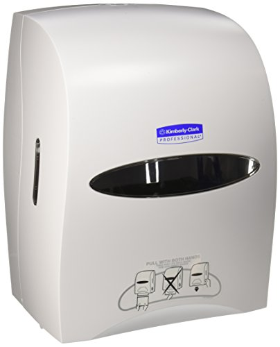 KIM09991 - KIMBERLY CLARK Windows SANITOUCH Roll Towel Dispenser