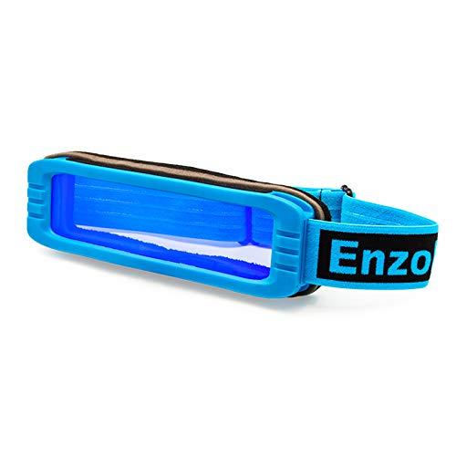 Skidglasögon Flexibel framsyn UV400 snowboard solglasögon Lätt bra eller dåligt väder Vintersporter