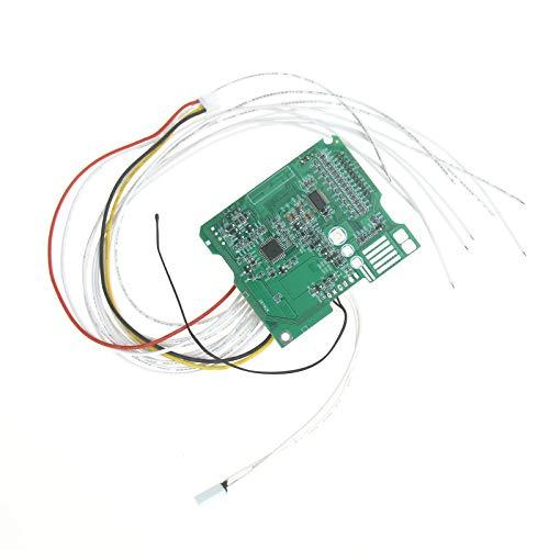 Leeofty G30 Max bateria de scooter elétrica BMS placa de circuito máximo G30 placa de controle de bateria BMS placa de circuito peças