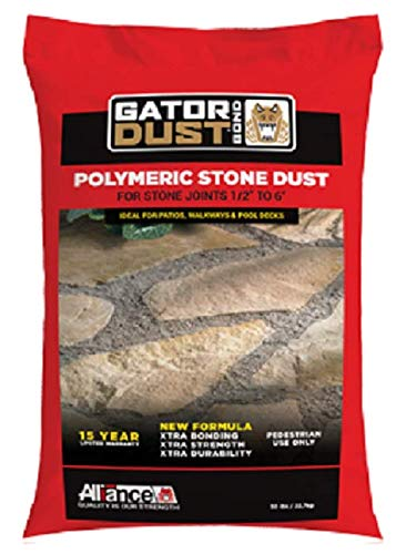 Alliance Gator Polymeric Stone Dust Bond. for Joint up to 6 Inches.