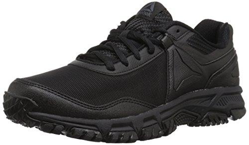 Reebok Women's Ridgerider Trail 3.0 Walking Shoe, Black, 6.5 M US