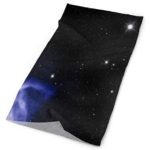 Deep Space Star Field Face Mask UV Sun Mask Dust Wind Neck Gaiter Magic Bandana