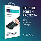 QMADIX Invisible First Defense Nano Liquid Screen Protector [Scratch...