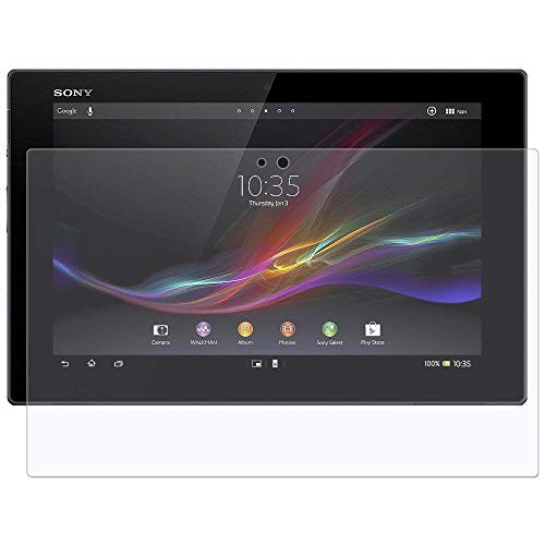 Armour Guards Screen Protector Compatible With SONY XPERIA TABLET Z Tablet Touch Screen [Transparent] (10.1 Inch)
