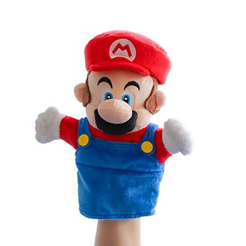 Hashtag Collectibles Super Mario Puppet (Super Mario)