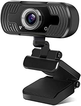 Urxtral 1080P HD USB Webcam with Microphone