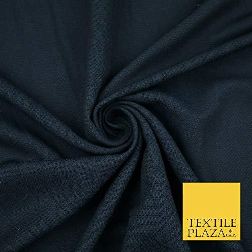 Navy Blue Jack Wills Tessuto Waffle Pique Tessuto Polo Shirt Fashion 2217 Campione (10 cm x 10 cm)
