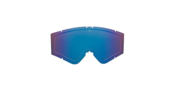 Electric Kleveland Goggles Replacement Lens Brose//Blue Chrome Electric Visual Goggles EL25182514