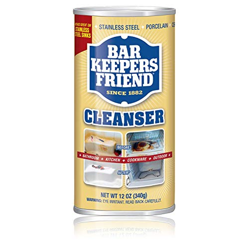 Bar Keepers Friend Powdered Cleanser 12-Ounces (1-Unit)