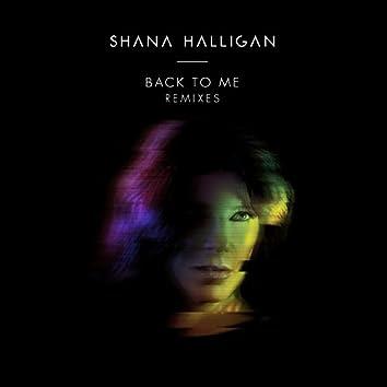 Back To Me - Remixes