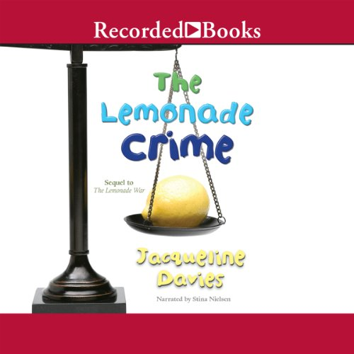 Lemonade Crime cover art