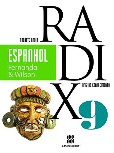 Projeto Radix - Espanhol - 9º Ano