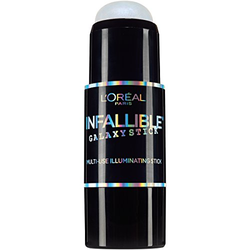 L'Oreal Paris Cosmetics Infallible Galaxy Stick, Astro Blue, 0.24 Ounce