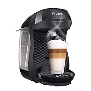 Bosch Tassimo Happy Multi-Drink Single Serve Coffee Maker, 1400 W, 0.7 L