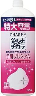 【大容量】チャーミー泡のチカラ手肌プレミアム 食器用洗剤 詰め替え 930ml