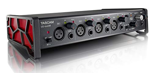 Tascam Interfaz de audio USB 4x4HR.