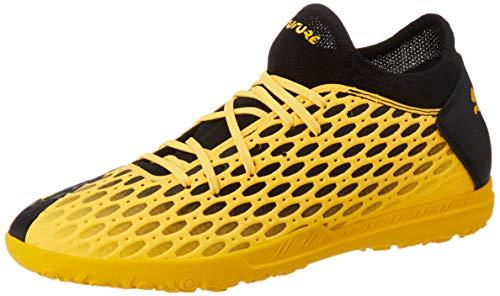 PUMA Herren Future 5.4 Tt Fußballschuhe, Gelb (Ultra Yellow Black), 43 EU