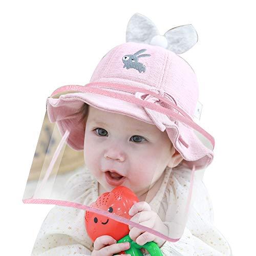 Oupai Hut Hüte Mützen Caps Kids Sun Full Face Hut for Jungen und Mädchen, Baby-Hut...