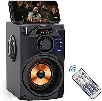 Aesackir Outdoor/Indoor Portable Bluetooth Speaker