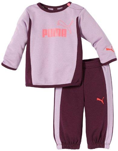 PUMA baby joggingpak ESS Infant Crew Jogger